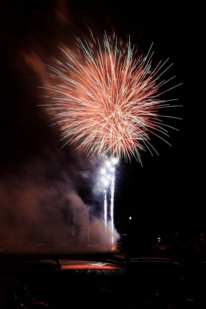 Feuerwerk #7