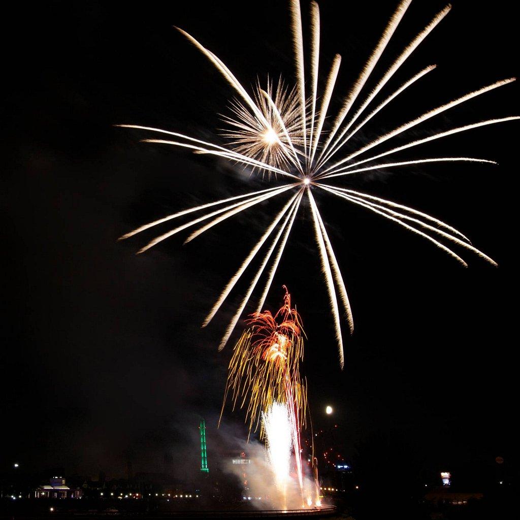 Feuerwerk #10