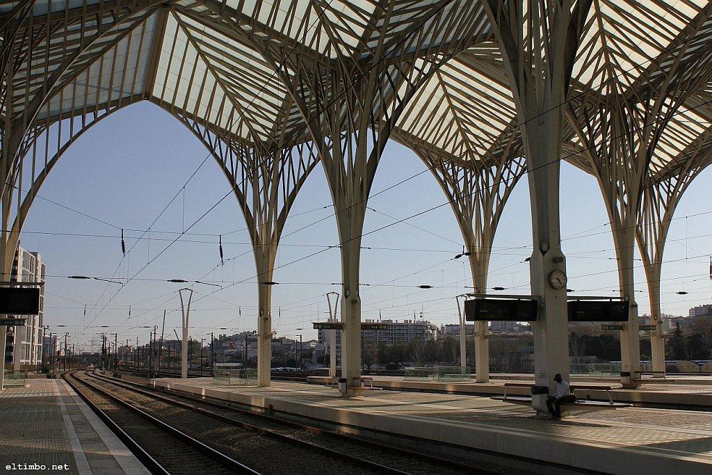 Bahnhof Oriente #1