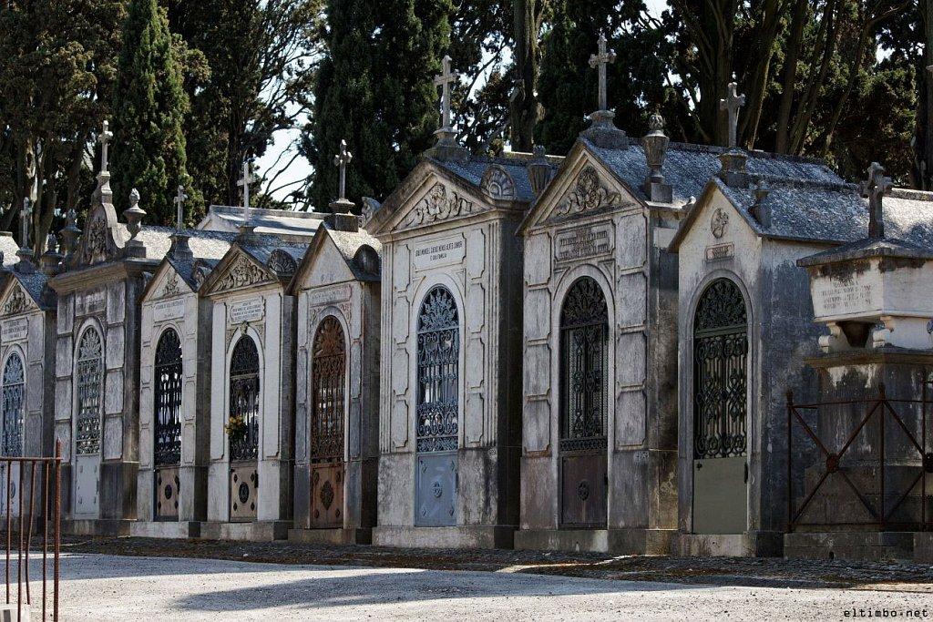 Cemitério dos Prazeres - Lissabon